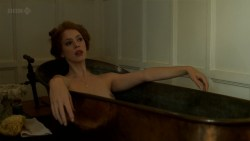 Rebecca Hall nude topless - Parade's End s01e02 hd720p (8)