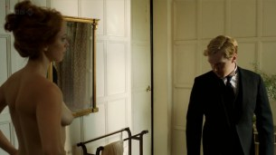 Rebecca Hall nude topless - Parade's End s01e02 hd720p (6)