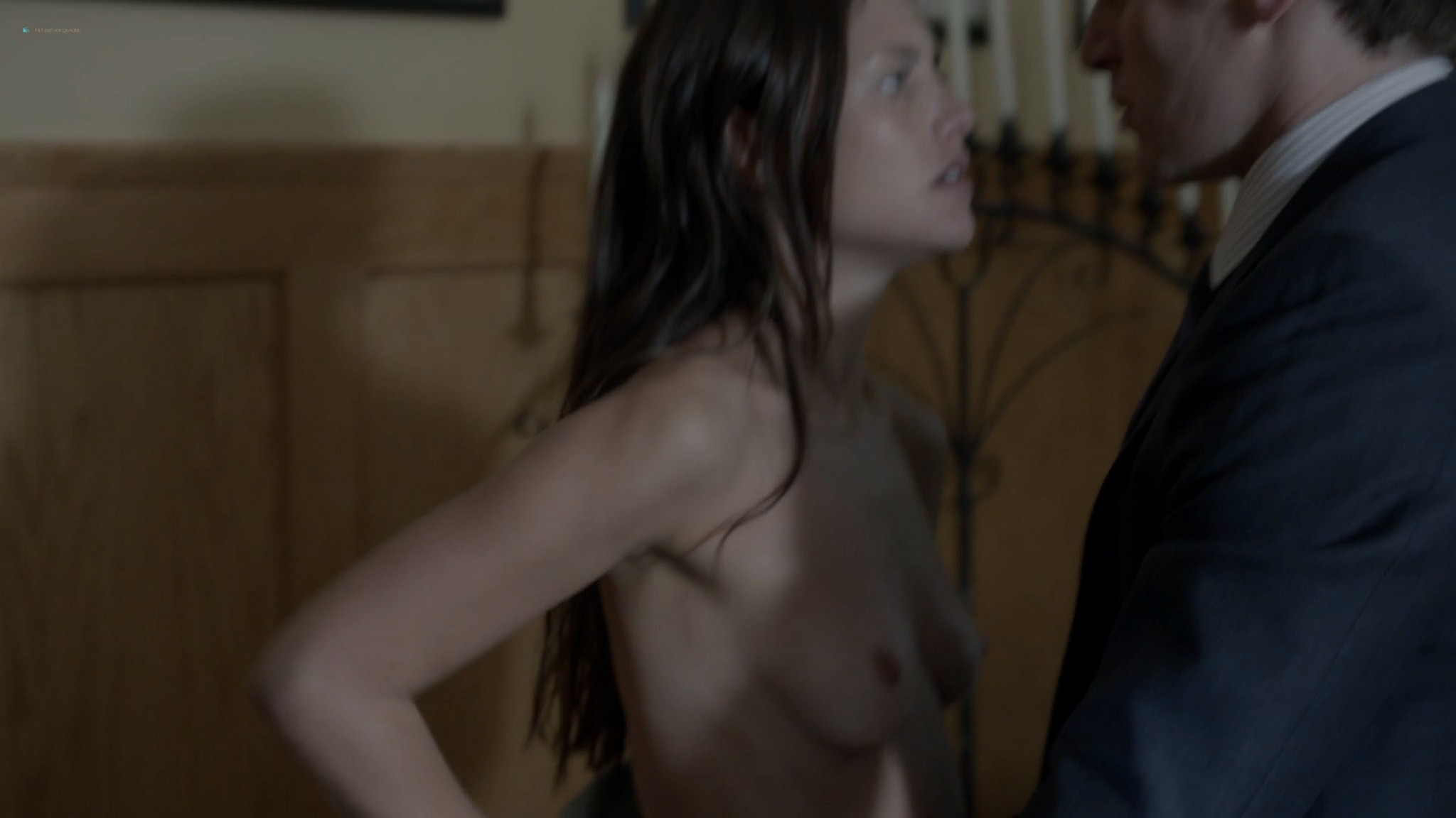 Hannah Ware nude and very hot sex in- Boss s2e8 (2012) HD 1080p (10)