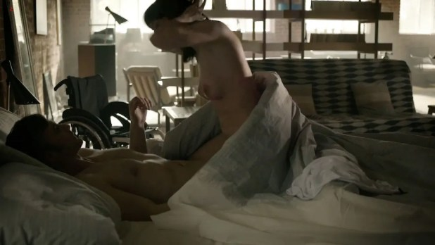 Morven Christie nude topless - Hunted (2012) s1e8 HD 720p (4)