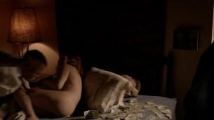 Elena Satine nude in the bed in - Magic City s1e7 hd720p