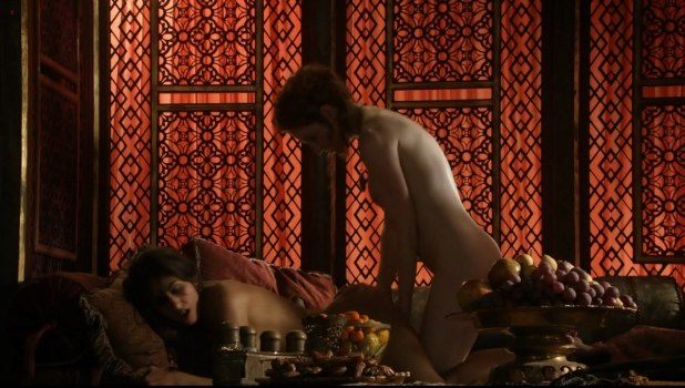 "Esmé Bianco and Sahara Knite nude in ""Game of Thrones"" s01e07 hdtv1080p"