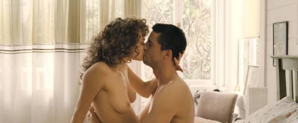 Bojana Novakovic nude topless, Rachel Griffiths and Kate Beahan all nude - Burning Man (AU-2011) HD 1080p BluRay (10)