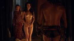 Ellen Hollman and Gwendoline Taylor full frontal nude in - Spartacus (2003) s3e3 hd1720p (3)