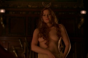 Gretchen Mol nude topless and shows her naked butt too from – Boardwalk Empire S02E04 hd720p