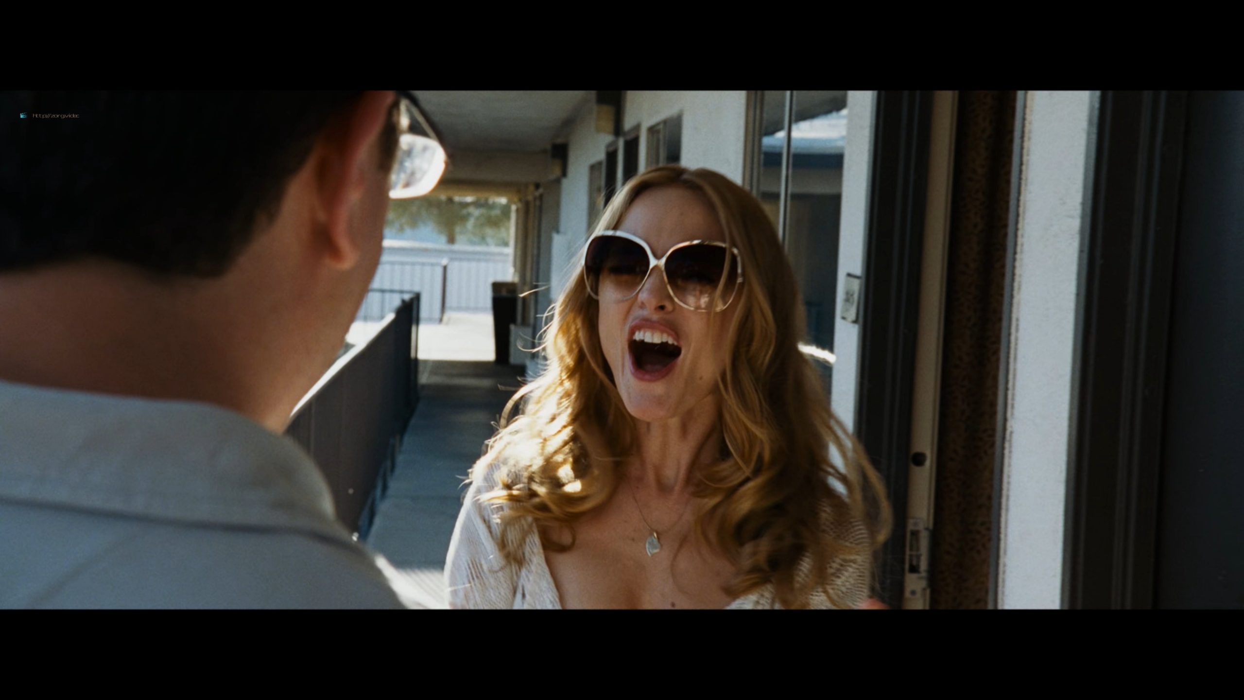 Heather Graham nude topless breastfeeding in - Hangover (2009) UHD 2160p (7)