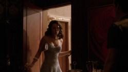 Jessica Marais not nude but hot and sexy -Magic City s1e6 hd720p