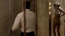 Olga Kurylenko naked in the shower in - Magic City s1e6 hd720p