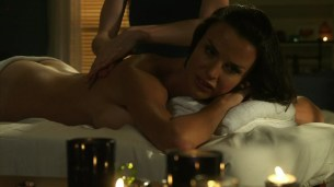 Ana Alexander and Jill Evyn all naked and nude sex in Chemistry s1e9 hd720p (2)