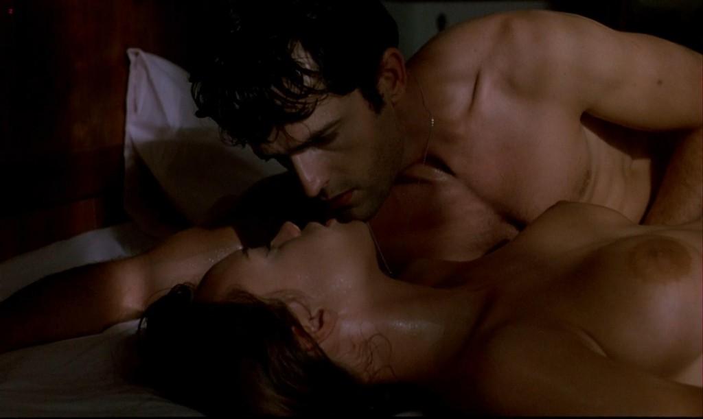 Anna Falchi naked topless and hot sex in - Dellamorte Dellamore (1994) hd1080p