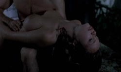 Anna Falchi naked topless and hot sex in - Dellamorte Dellamore (1994) hd1080p