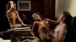 Augie Duke and Kaylani Lei all naked and sex threesome in - Chemistry s1e10 hd720p
