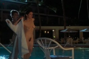 Dana Delany nude full frontal in – Exit to Eden (1994)