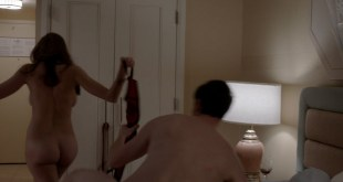 Elizabeth Masucci butt naked and topless - The Americans (2013) s1e8 HD 1080p (3)