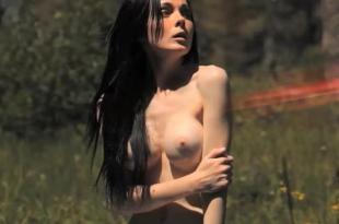 "Gemma Donato nude big boobs and Nadia Lanfranconi nude topless in ""Aian Showdown"" (2013)"