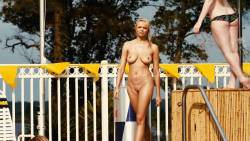 Irina Voronina full frontal nude Katrina Bowden hot - Piranha 3DD (2012) hd720p (11)