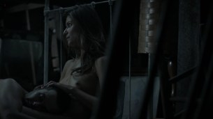 Ivana Milicevic rough sex and full nude in Banshee s1e8 (2013) hd720p