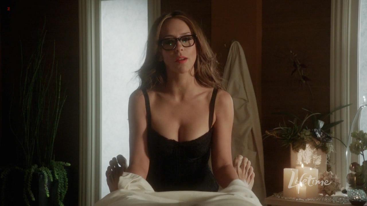 sexy hot jennifer love hewitt nude in lingerie