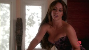 "Jennifer Love Hewitt hot sexy cleavage from ""Client List"" s2e2 (2013) hd720p"