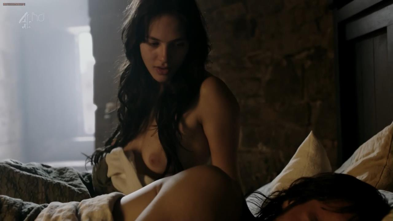 Jessica brown findlay topless