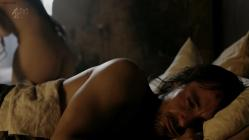 """Jessica Brown Findlay full nude topless and great butt shot """"Labyrinth"""" 1x1 (2013) hd720p"""