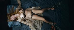 Joséphine de La Baume nude sex and Roxane Mesquida nude sex threesome - Kiss of the Damned (2012) hd720-1080p