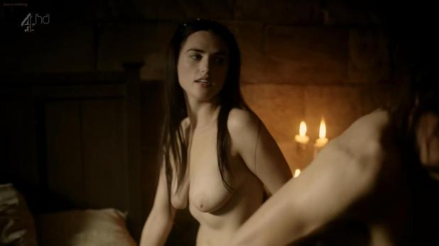 Katie McGrath sex doggy style nude topless and nude butt Labyrinth 1x1 (2013) hd720p11