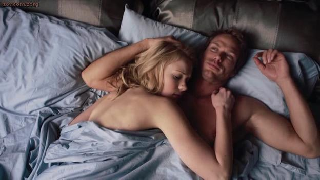 "Kristen Hager cute and sexy ""Textuality"" (2011)"