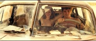 Kristen Stewart nude sex Alice Braga nude too - On the Road (2012) HD 1080p BluRay