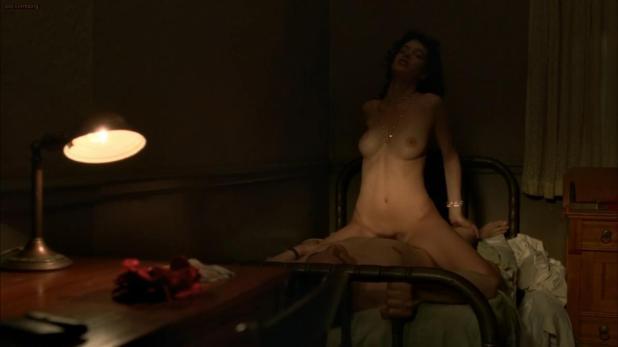 Paz de la Huerta naked hot sex doggy style – Boardwalk Empire s01e10 hdtv720p