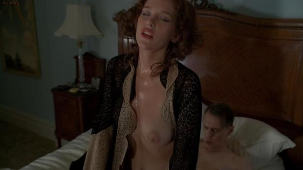 "Paz de la Huerta naked, sex and full frontal nude from ""Boardwalk Empire"" s1e1 HD720p"