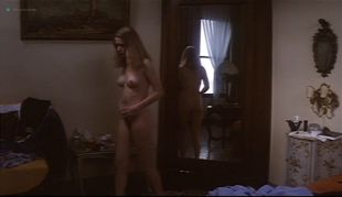 Rena Niehaus nude full frontal in- Nero veneziano (1978)