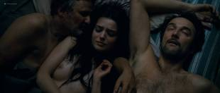 Roxane Mesquida naked and threesome sex from - Sennentuntschi (2010) HD 1080p BluRay