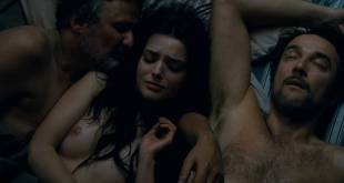 Roxane Mesquida naked and threesome sex from - Sennentuntschi (2010) HD 1080p BluRay (4)