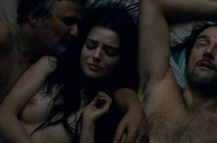 Roxane Mesquida naked and threesome sex from – Sennentuntschi (2010) HD 1080p BluRay