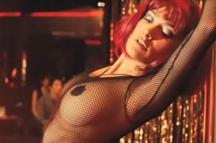 Salma Hayek hot see through from Americano (2011) hd 1080p BluRay