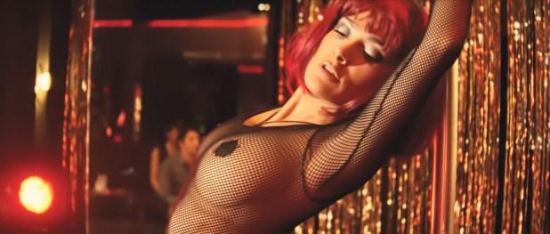 Salma Hayek hot see through from Americano (2011) hd 1080p BluRay (6)