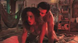 Shari Solanis nude and explicit sex in Now and Later (2009) hd1080p (18)
