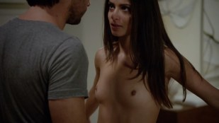 Stephanie Fantauzzi butt naked and topless - Shameless s3e7 (2013) HD 1080p
