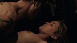 Vahina Giocante nude topless - The Blonde with Bare Breasts (FR-2010) (7)