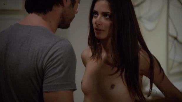 "Stephanie Fantauzzi butt naked and topless in ""Shameless"" s3e7 (2013) hd720p"