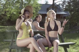 Kristen Hager and Crystal Lowe hot and sexy from – A Little Bit Zombie (2012) hd720p