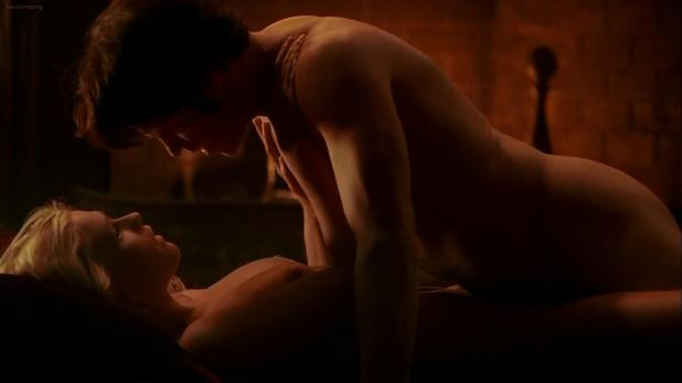 Anna Paquin naked and sex - True Blood Season 1