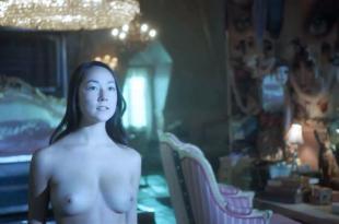 Emily Piggford naked bondage – Hemlock Grove s1e7-8 (2003)hd720/1080p
