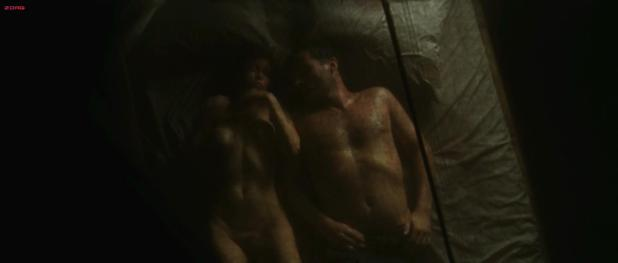 Emmanuelle Béart nude full frontal topless and sex - Vinyan (2008) HD1080p (1)