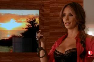 Jenifer Love Hewitt sexy lingerie - Client List (2013) s2e5 hd720p