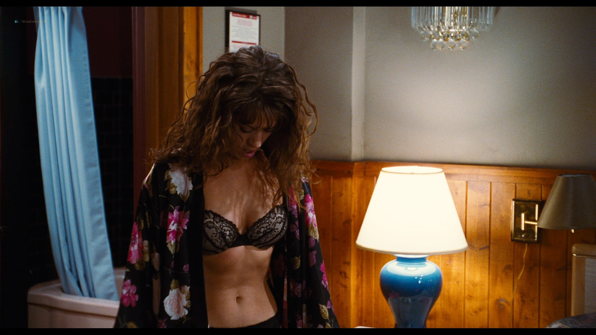 Jessica Pare nude Crystal Lowe topless Lyndsy Fonseca hot and sexy - Hot Tub Time Machine (2010) HD 1080p BluRay REMUX (19)
