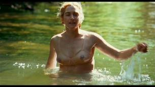 Kate Winslet nude bush and topless - The Reader (2008) hd720/1080p (1)