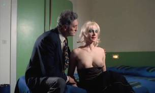Lina Romay nude full frontal Pamela Stanford Catherine Lafferiere explicit lesbian oral - Lorna The Exorcist (1974) (9)