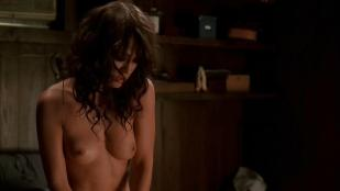 Lizzy Caplan all naked and sex – True Blood Season 1